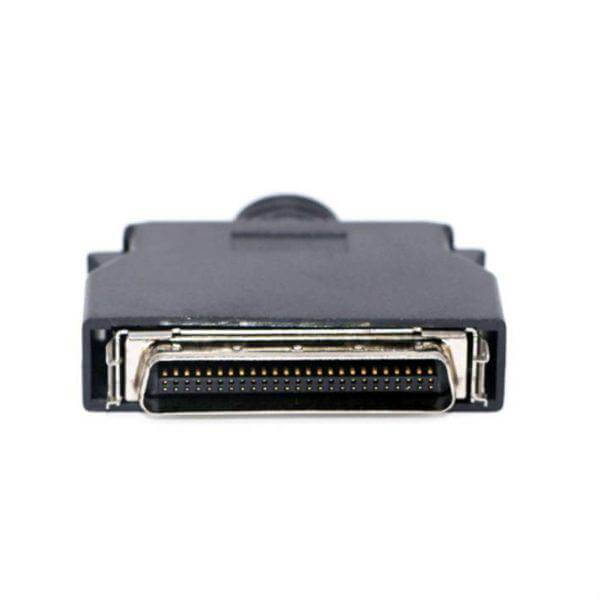 50 pin Male SCSI Connector